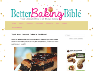 betterbakingbible.com screenshot