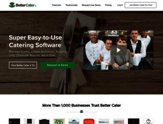 bettercater.com screenshot