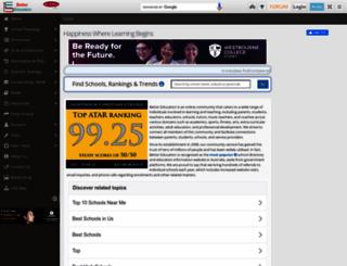 bettereducation.com.au screenshot