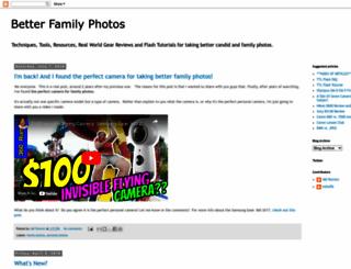 betterfamilyphotos.blogspot.com screenshot