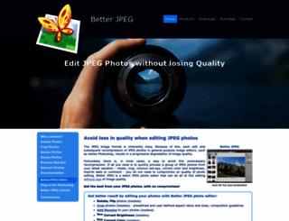 betterjpeg.com screenshot