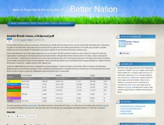 betternation.org screenshot