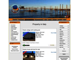 betterpropertyitaly.com screenshot