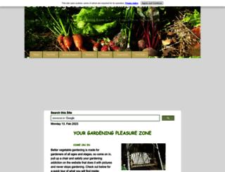 bettervegetablegardening.com screenshot