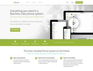 bettervoice.com screenshot