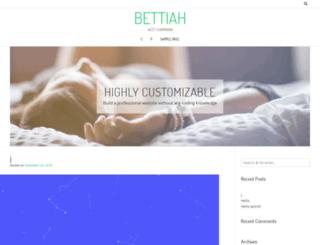 bettiah.org screenshot