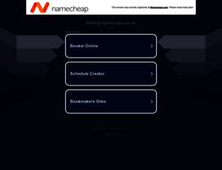 betting-sports-tips.co.uk screenshot