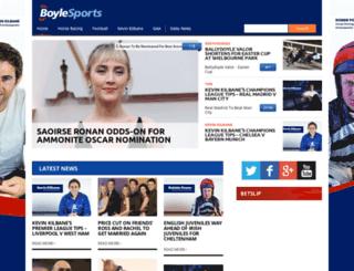 betting.boylesports.com screenshot