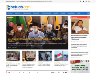 betuah.com screenshot