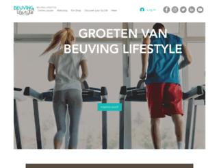 beuvingsport.nl screenshot