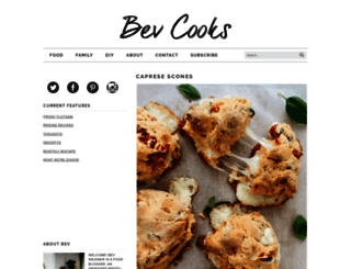 bevcooks.com screenshot