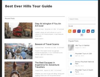 beverlyhillstourguide.com screenshot