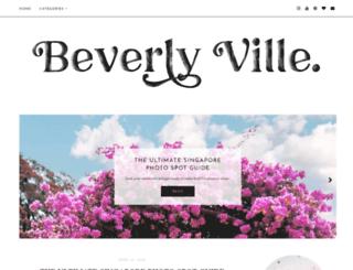 beverlyville.blogspot.sg screenshot