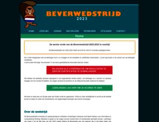beverwedstrijd.nl screenshot