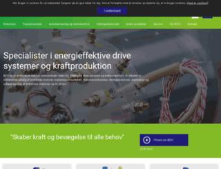 bevi.dk screenshot