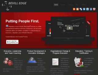 bevilledge.com screenshot