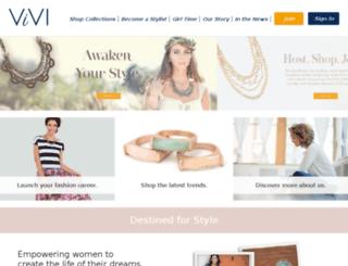 bevivi.com screenshot
