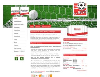bevoberinge.nl screenshot