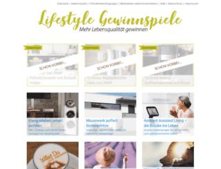 bewusst-gesundleben.de screenshot