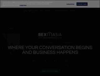 bex-asia.com screenshot