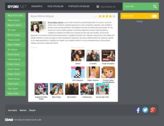beyazelbisemakyaji.oyunu.net screenshot