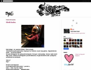 beyazkedi-silbastanbaslamakgerekbazen.blogspot.com screenshot