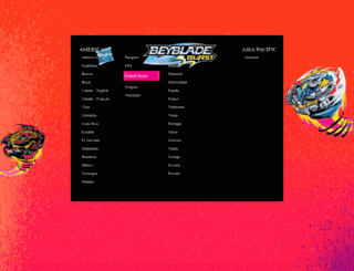 beybladebattles.com.au screenshot