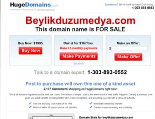 beylikduzumedya.com screenshot