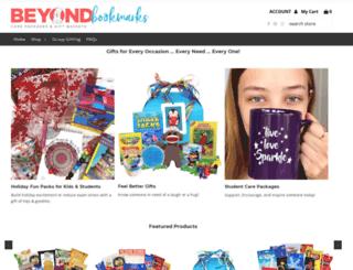 beyondbookmarks.com screenshot