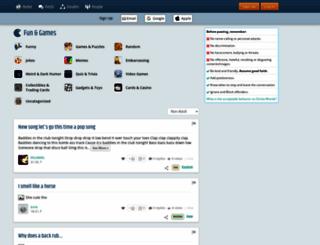 beyondcafe.me screenshot