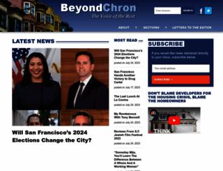 beyondchron.org screenshot