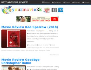 beyondespot.review screenshot