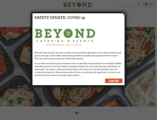 beyondeventschicago.com screenshot