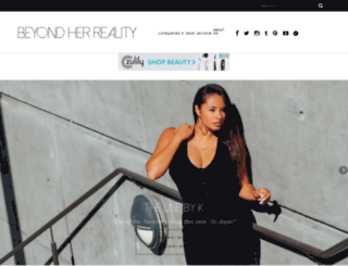 beyondherreality.com screenshot