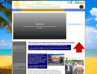 beyondmillionaire.com screenshot