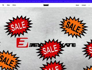 beyondskate.com.au screenshot