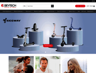 beytech.com.lb screenshot