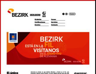 bezirk.com.mx screenshot