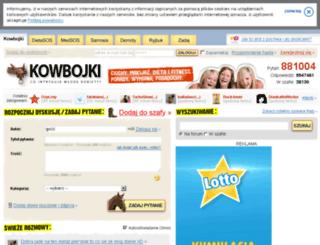 bezplatna-cytologia-bielsko.kowbojki.pl screenshot