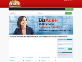 bf.bizadee.com screenshot