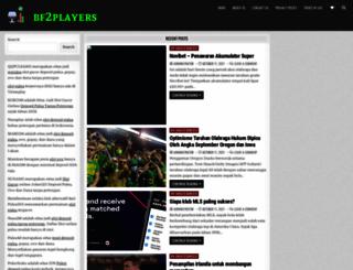bf2players.net screenshot
