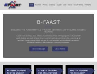 bfaast.nettally.com screenshot