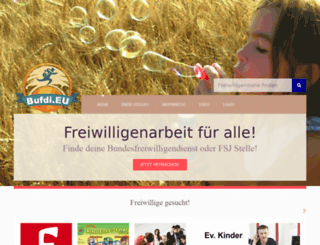 bfd-fsj.de screenshot