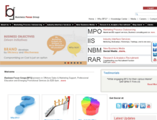 bfgcorporation.com screenshot