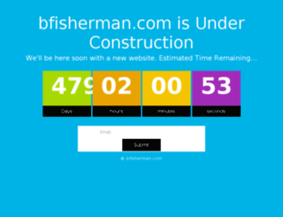bfisherman.com screenshot