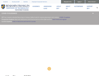 bfit.edu screenshot