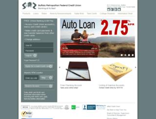 bflometrocu.org screenshot