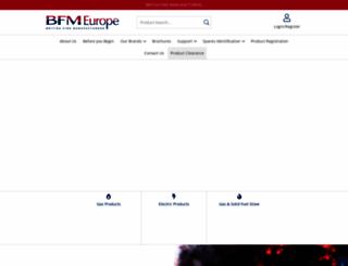 bfm-europe.com screenshot