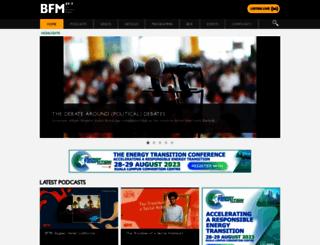 bfm.my screenshot