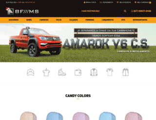 bfms.com.br screenshot